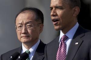Jim Yong Kim World Bank