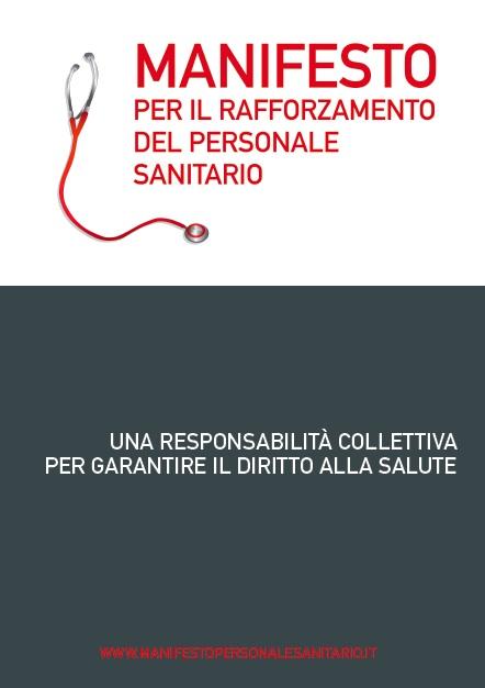 Manifesto Personale Sanitario