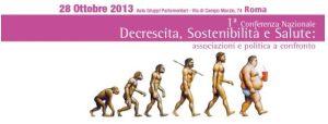 conferenza decrescita