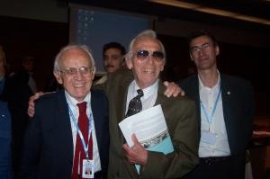 Giovanni Berlinguer e Halfdan  Mahler